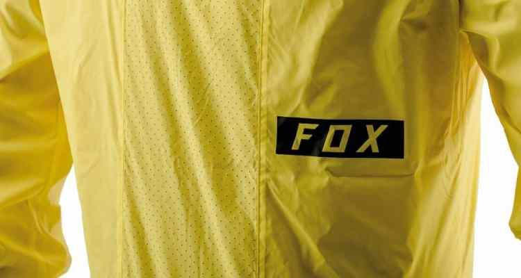 Chaqueta Fox attack