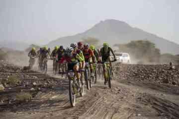 Titan Desert Solo Bici