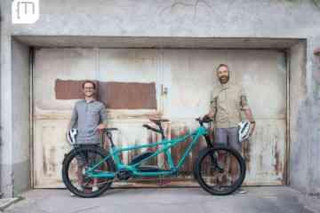 historia Moustache bikes