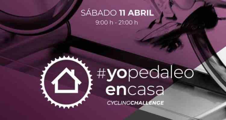#YoPedaleoEnCasa