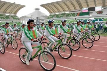 UCI turkmenistán