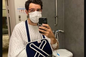 Iago Garay lesión