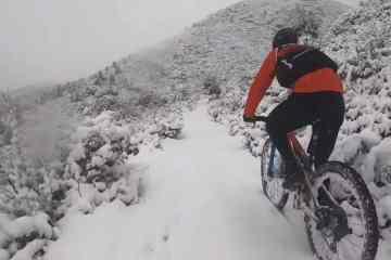 Mantecón nieve