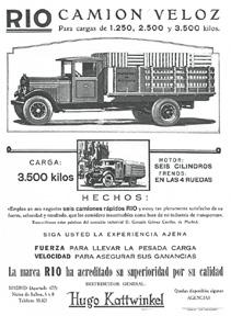Rio de 1927