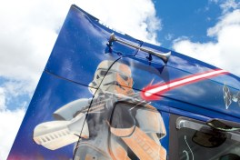 Scania Star Wars