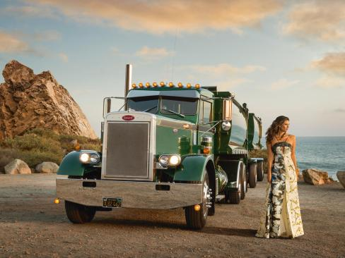 Peterbilt Chrome&Elegance