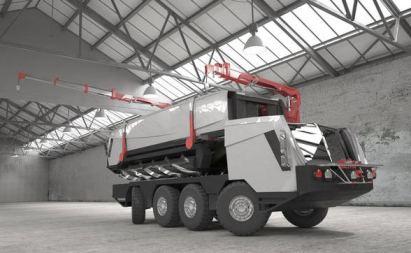 camiones raros 4
