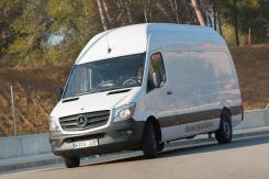 Mercedes-Benz Sprinter NGT