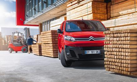 PSA Peugeot Citroën Expert y Jumpy