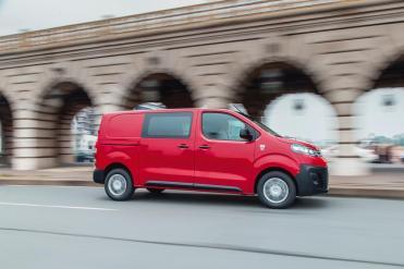 PSA Peugeot Expert Citroën Jumpy