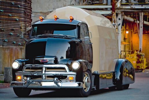 Autocaravana Chevrolet