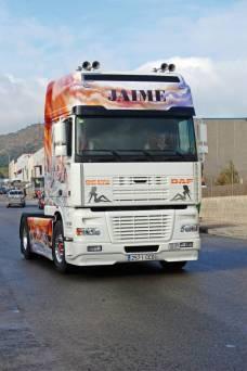 DAF XF y Freightliner