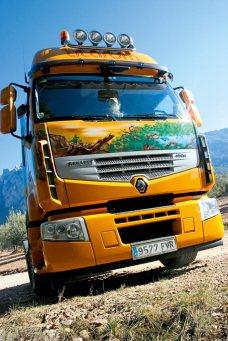 Renault Premium Jungla