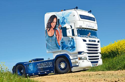 Scania Colombiana