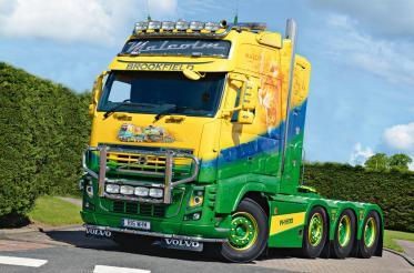 Volvo FH Malcolm