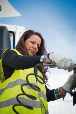 Soy Camionera: Lilian Reges