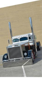 Peterbilt 379 The Hustler