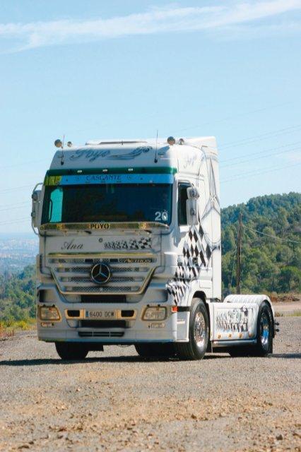 Mercedes-Benz de JL Poyo