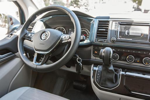Volkswagen California Ocean