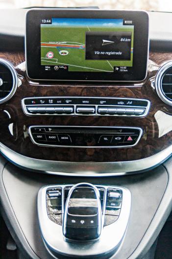 Mercedes-Benz Clase V Avantgarde