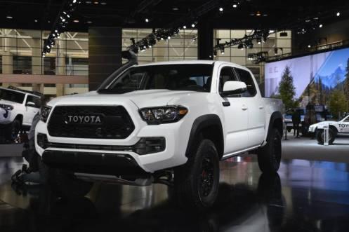 Salón de Chicago Toyota