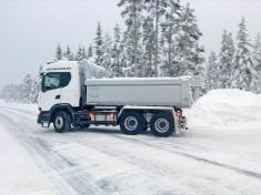 Scania Winter Test