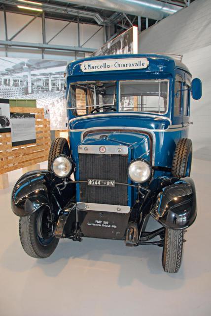 Camiones y autobuses Fiat