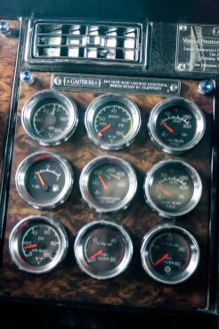 Kenworth W900 Buitre Negro