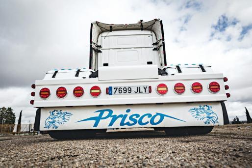 Decorado Scania Prisco