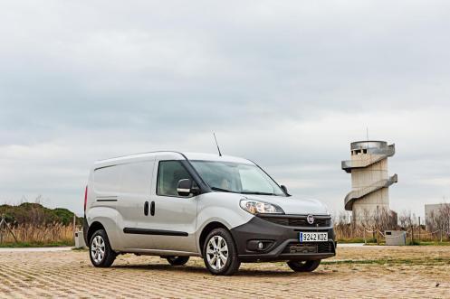 Fiat Doblò Cargo Maxi 1.4 T-Jet Natural Power