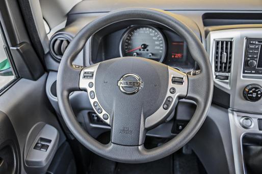 Nissan NV200 Camper