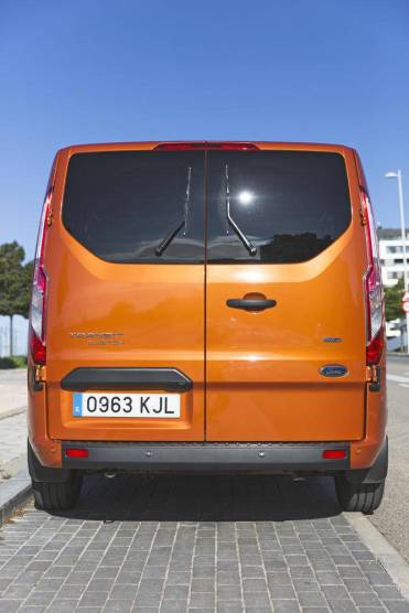 Ford Transit Custom Kombi