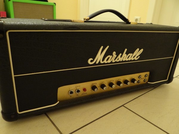 Marshall Lead 15 Full Mini Stack G15ms Amp Head And 2 - Year