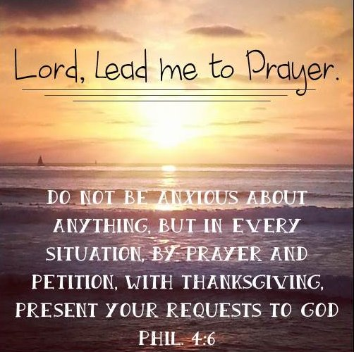 Lord Lead me to Prayer  Sola Fide