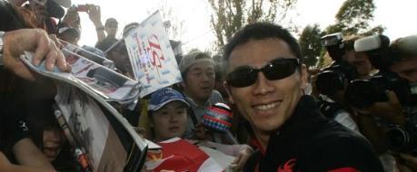 Takuma Sato podria volver a la F1