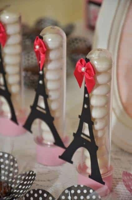Festa Paris infantil 54 ideias lindas