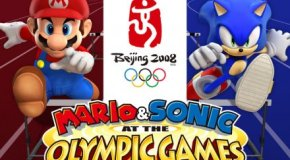 Mario & Sonic AT Olympic Games