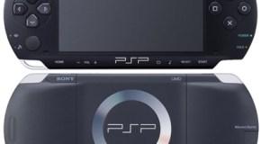 PSP y sus nuevos juegos