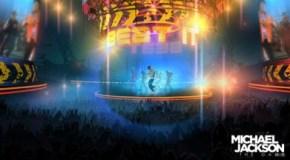Michael Jackson The Experiencie en noviembre