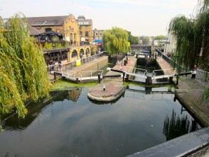 This is Camden Lock