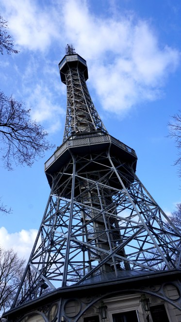 Tower on Petrin Hill