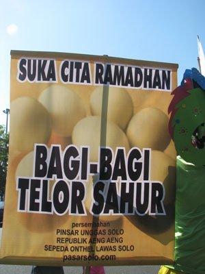acara menjelang bulan ramadhan