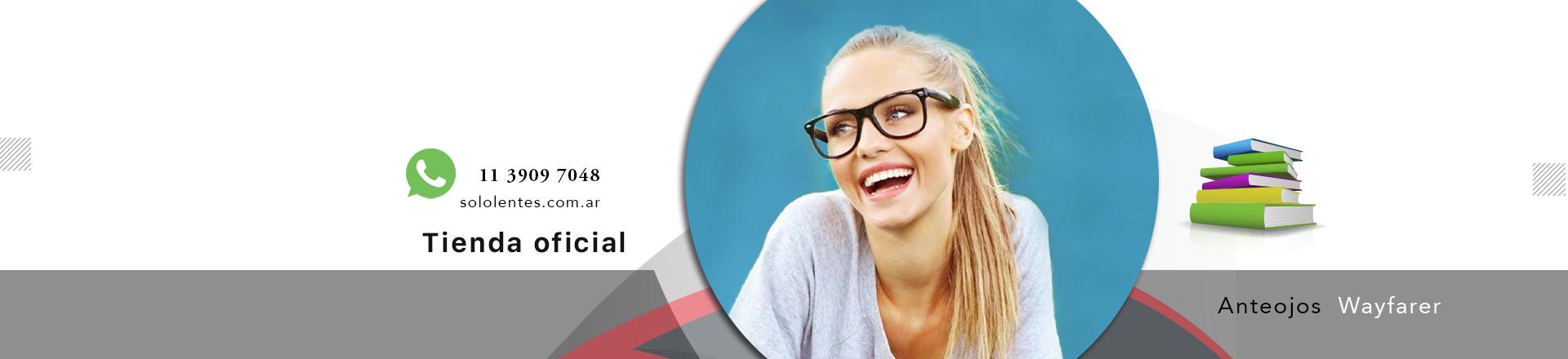 anteojos de mujer, lentes
