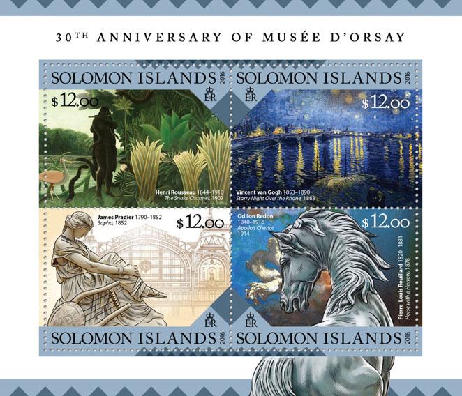 issue of solomon islands