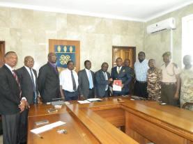 VC University of Ghana