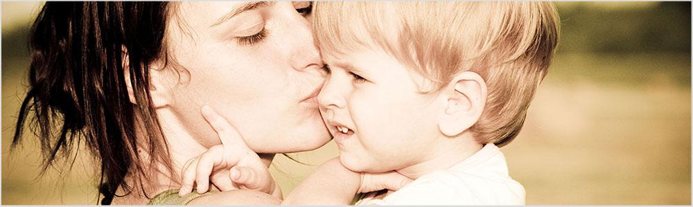 Solomor - Netværk for single-mødre!