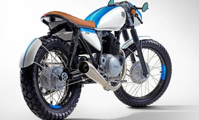 Yamaha Sr 250 Primus De Free Spirit