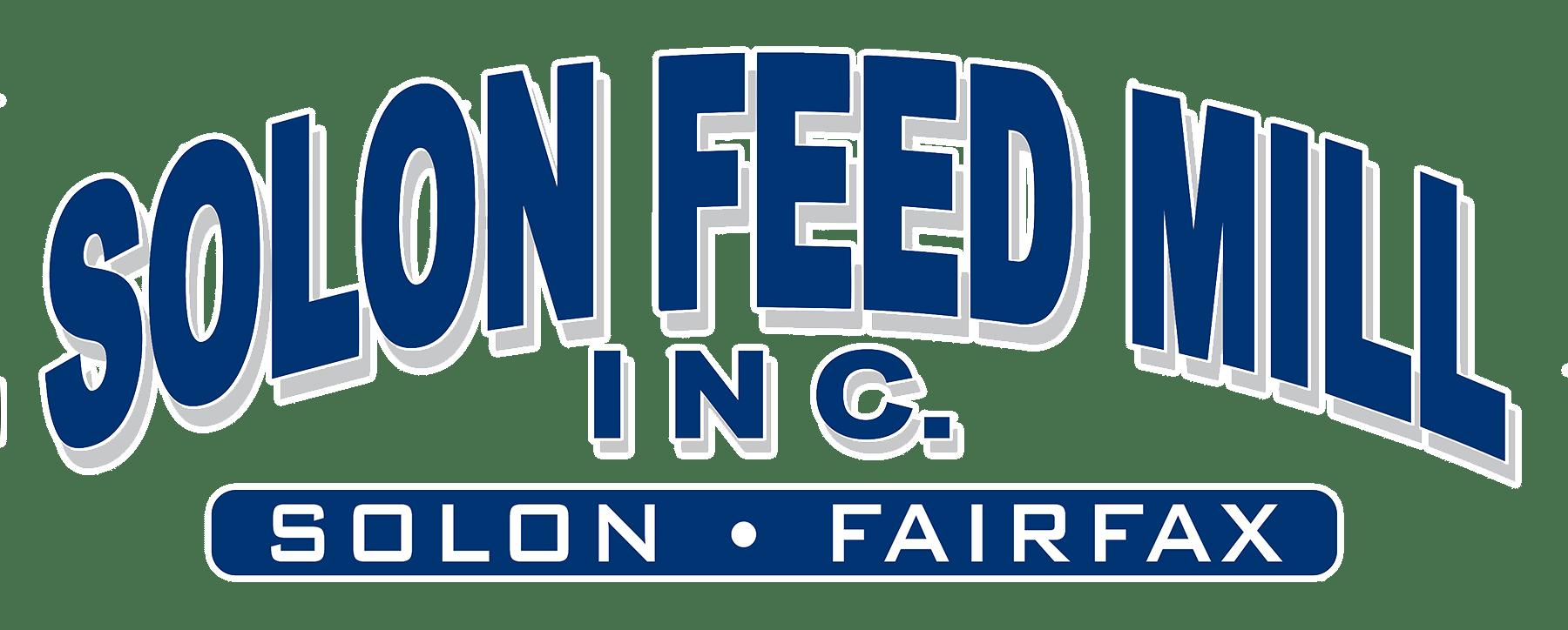 solon feed mill inc logo