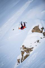 Swatch Freeride World Tour by The North Face 2014