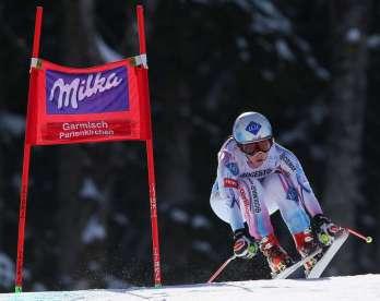 ALPINE SKIING - FIS WC Garmisch Partenkirchen
